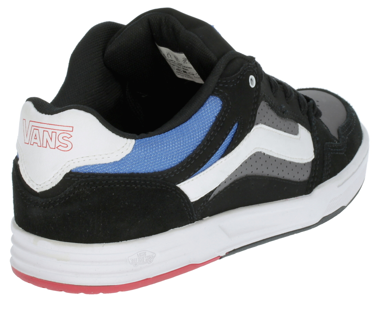 shoes Vans Desurgent - Black/Charcoal/White