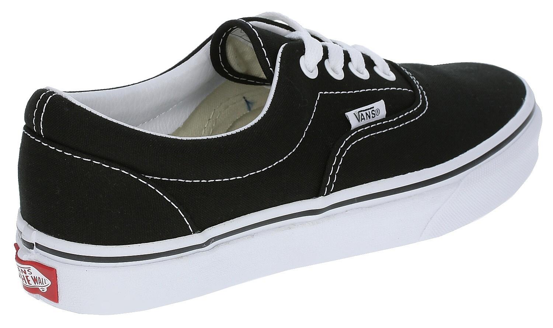 Boty Vans Era Black Snowboard Shop Skateshop Blackcomb Cz