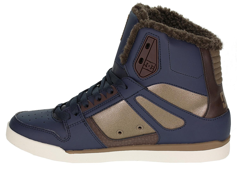 Rebound >> boty DC Rebound Slim WNT - Navy/Camel - Snowboard shop, skateshop - blackcomb.cz
