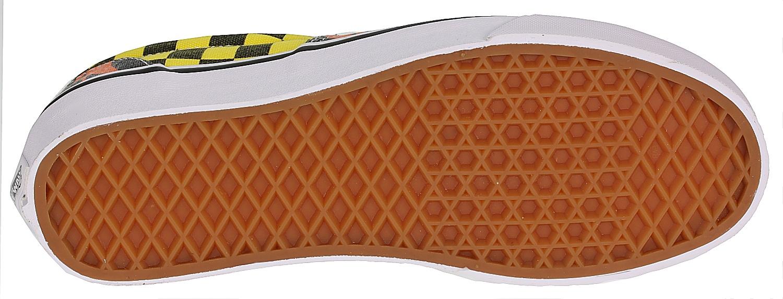 08 >> boty Vans Era - Van Doren/Orange Palm/Yellow Checker - Snowboard shop, skateshop - blackcomb.cz