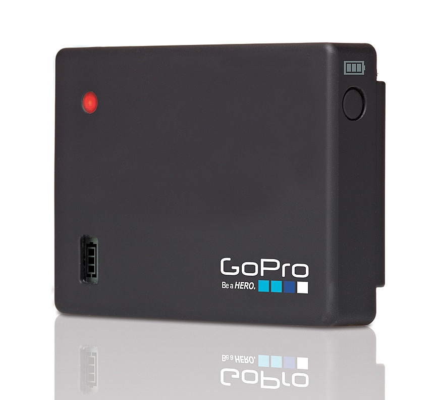 baterie GoPro Battery BacPac - Black - Snowboard shop ...