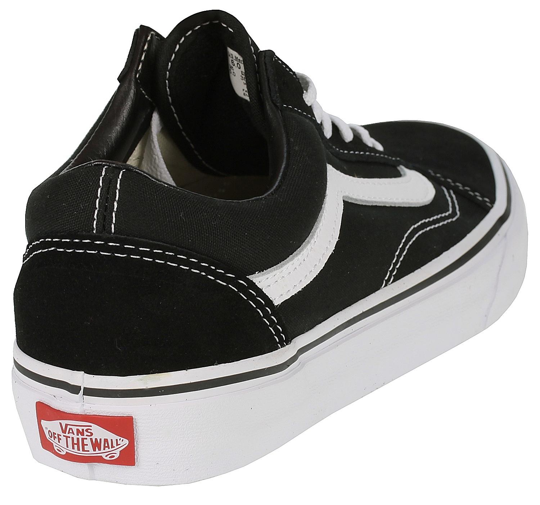 boty Vans Old Skool - Black/White