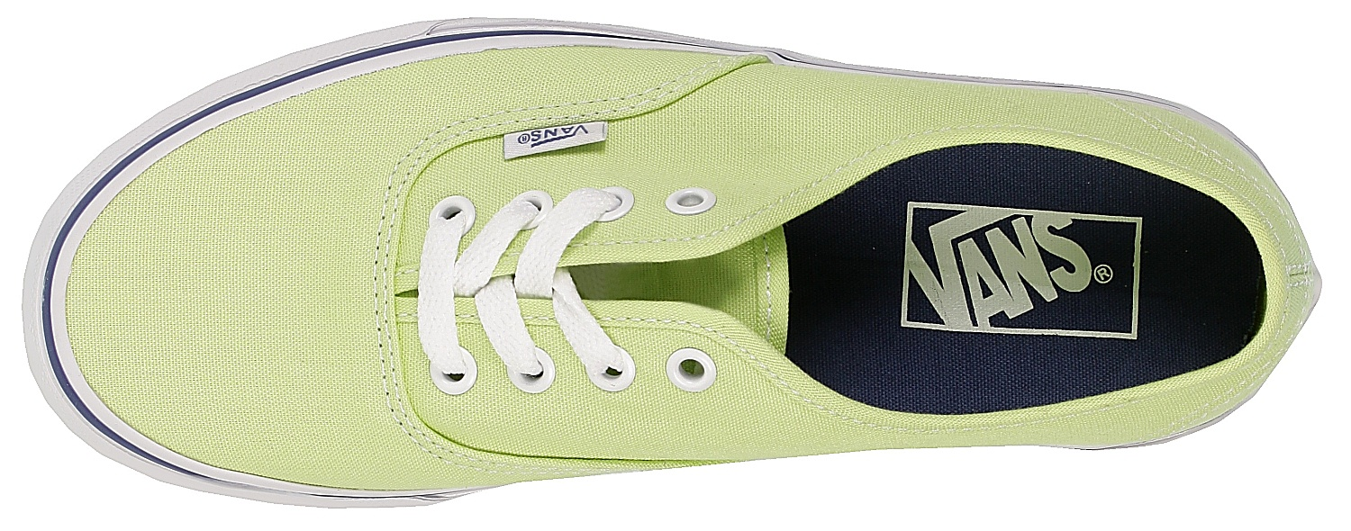 boty Vans Authentic - Shadow Lime/True White - Snowboard ... Shadow