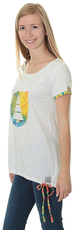 tričko Picture Holbrook - White - Snowboard shop ...