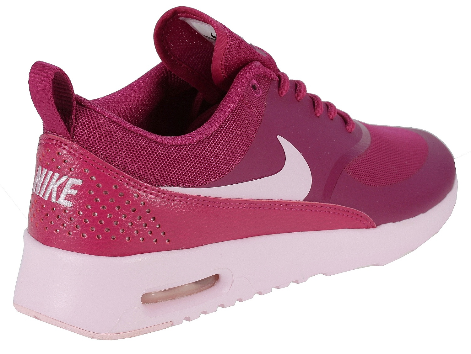 boty nike air max thea sport fuchsia prism pink. Black Bedroom Furniture Sets. Home Design Ideas