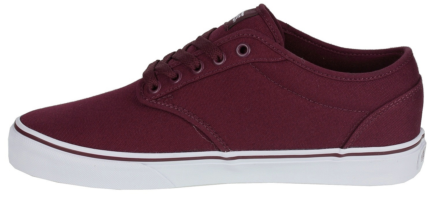 boty Vans Atwood - Canvas/Windsor Wine/White - Snowboard ...