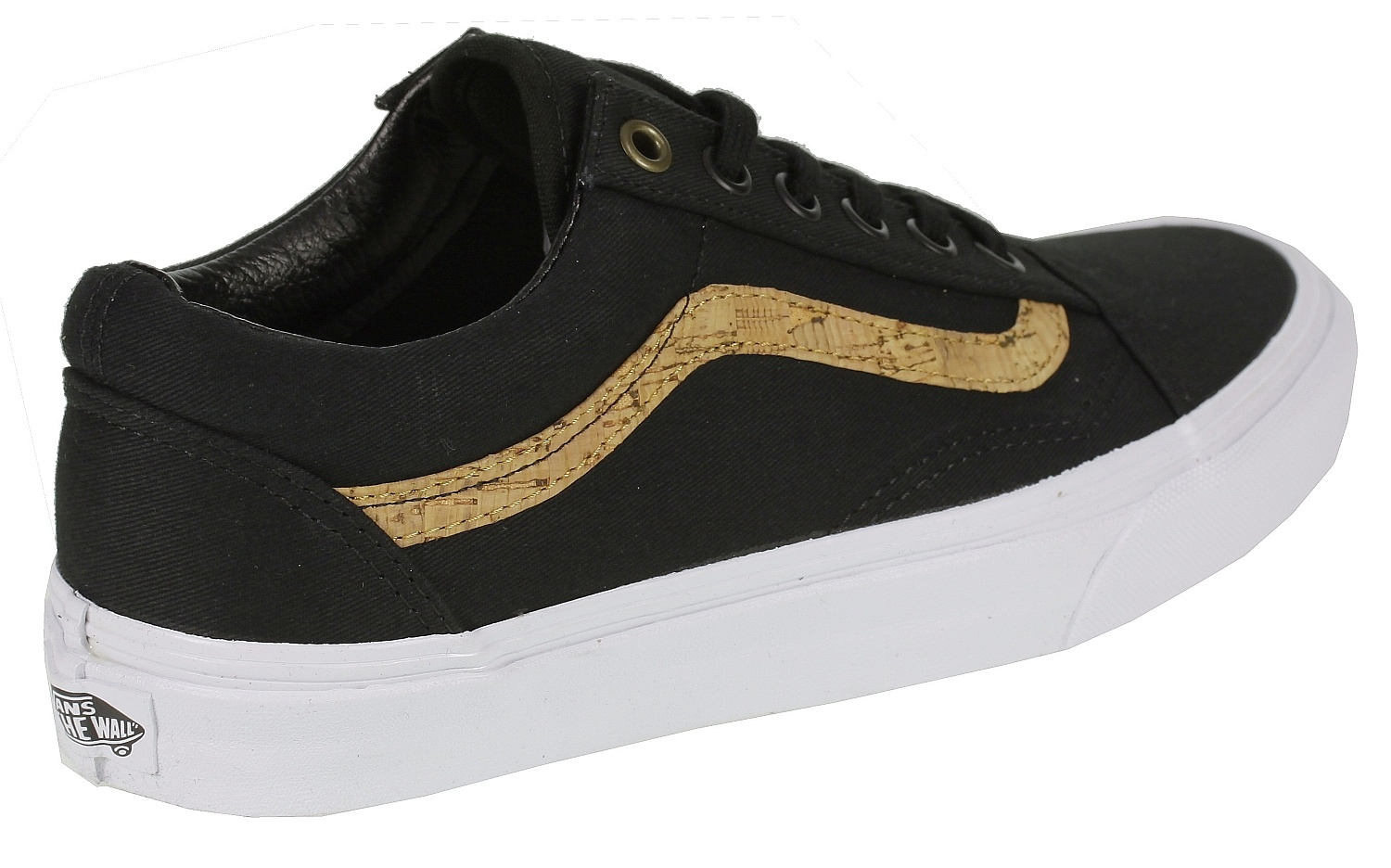 boty Vans Old Skool - Cork Twill/Black - Snowboard shop ...