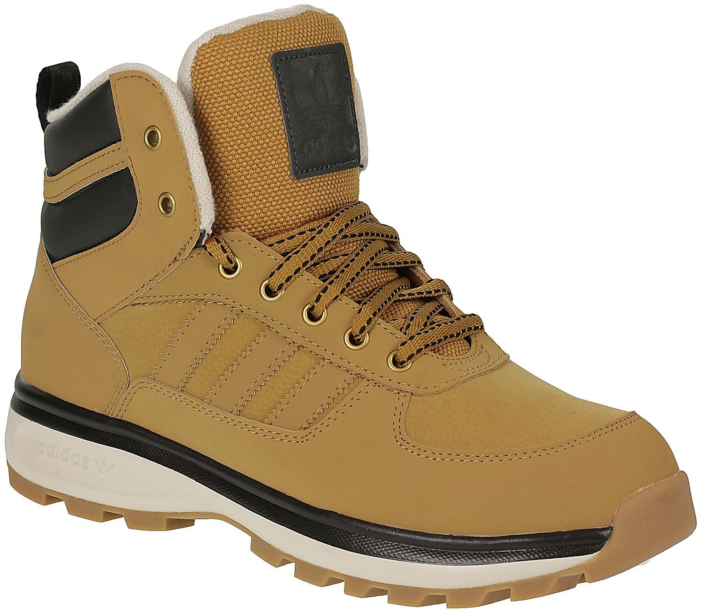 boty adidas Originals Chasker Boot - Mesa/Mesa/Clear Brown ...