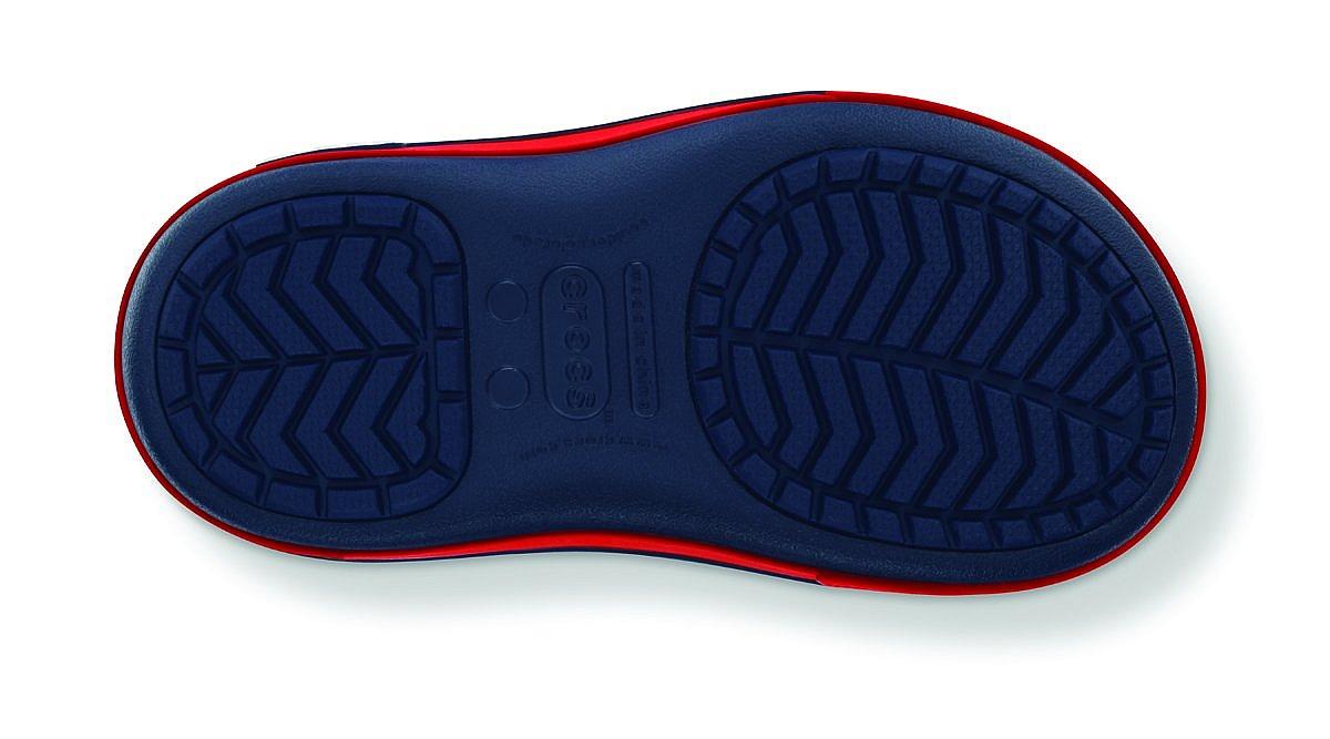 boty Crocs Crocband II.5 Gust Boot - Navy/Red - Snowboard ...