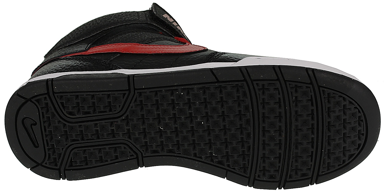 boty Nike SB Mogan Mid 2 Jr B - Black/Gym Red/White - Snowboard shop ... White