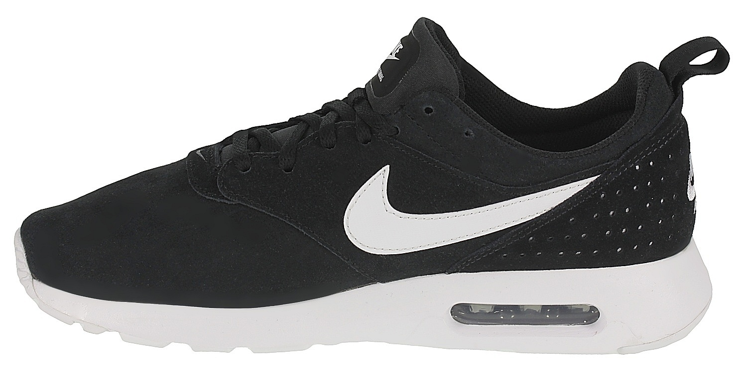 boty nike air max tavas leather black white snowboard. Black Bedroom Furniture Sets. Home Design Ideas