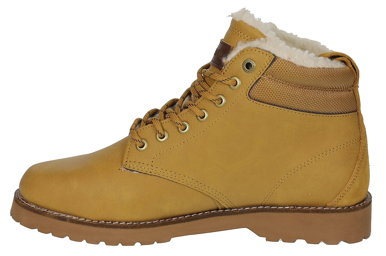 boty Quiksilver Mission Boot - Tan/Solid - Snowboard shop ...
