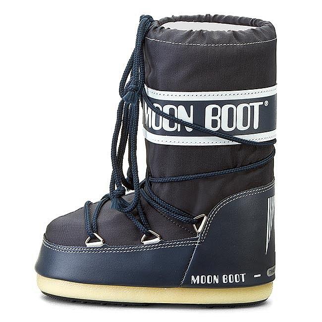 boty Tecnica Moon Boot Nylon - Denim Blue - Snowboard shop ...
