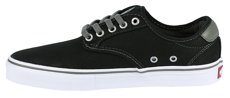 Ferguson >> boty Vans Chima Ferguson Pro - Black/Charcoal/White - Snowboard shop, skateshop - blackcomb.cz