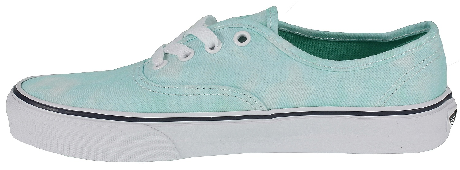 boty Vans Authentic - Tie Dye/Turquoise - Snowboard shop ...
