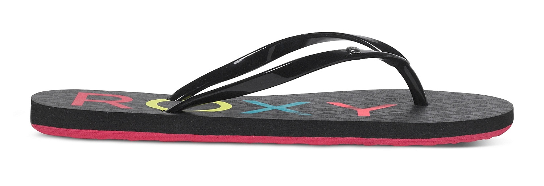 žabky Roxy Sandy Black Snowboard Shop Skateshop Snowboard Online Cz
