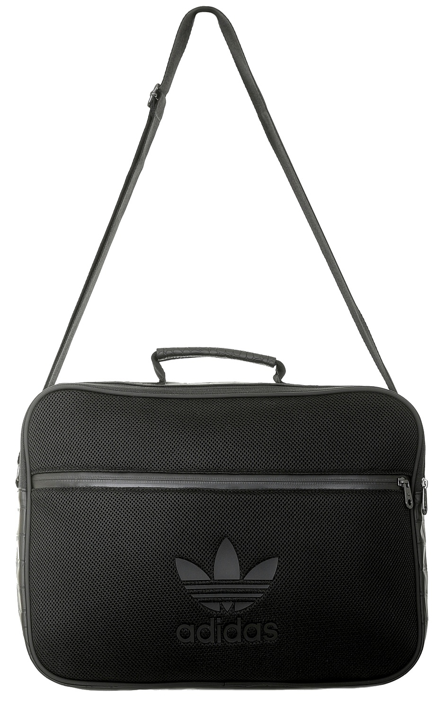 taška adidas Originals Airliner - Black - Snowboard shop ...