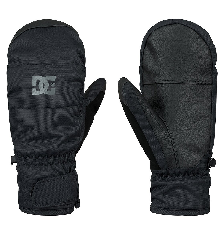 rukavice DC Seger Mitt - KVJ0/Anthracite