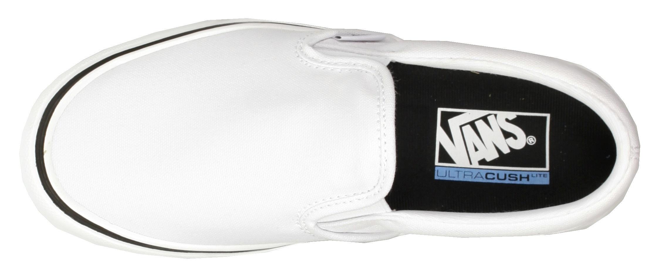 boty Vans Slip-On Lite + - Canvas/True White - Snowboard ...