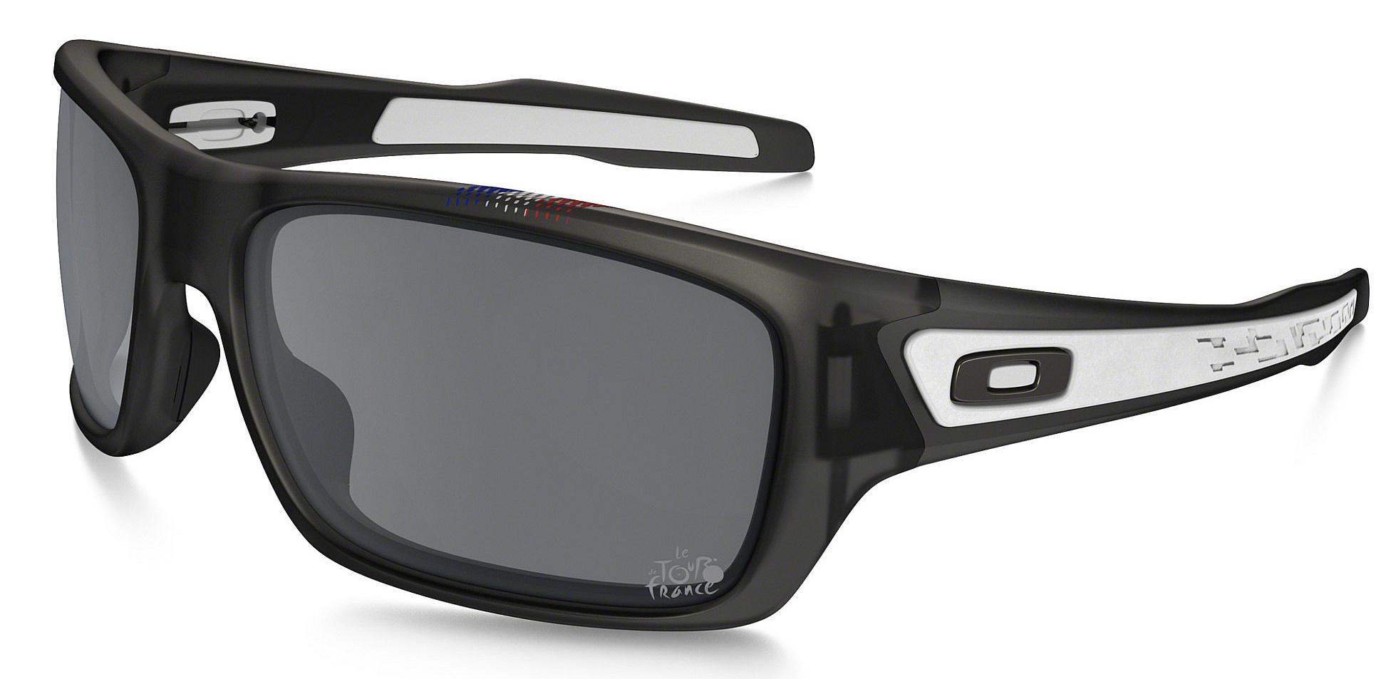 brýle Oakley Turbine Tour De France - Gray Smoke/Black ...