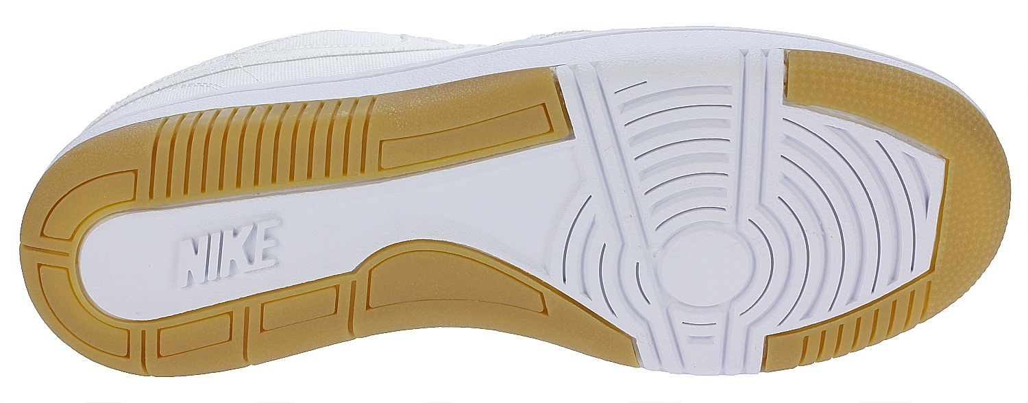 boty Nike Court Force Low - White/White/Gum Light Brown ...