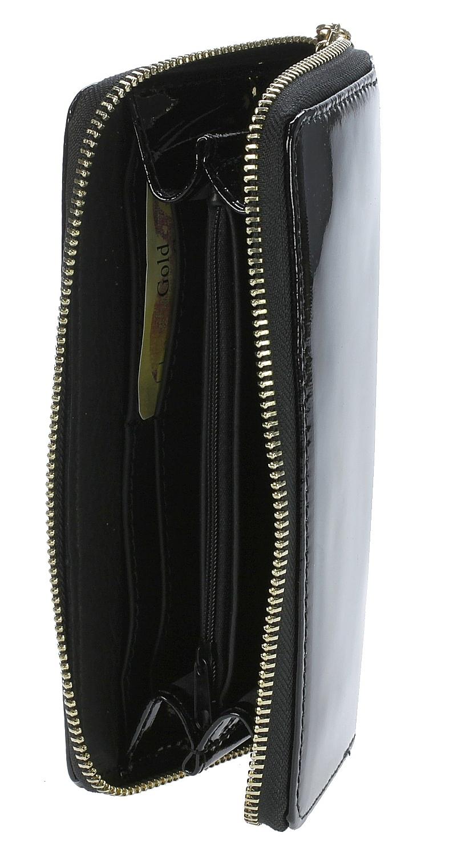 Pen enka toscanio t01 smooth black gold zip snowboard shop