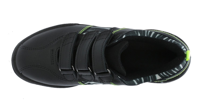 boty prestige velcro - m56020  black  green