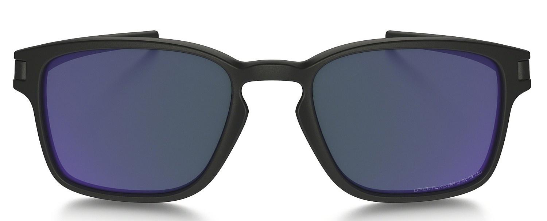 brýle Oakley Latch SQ - Matte Black/Violet Iridium ...