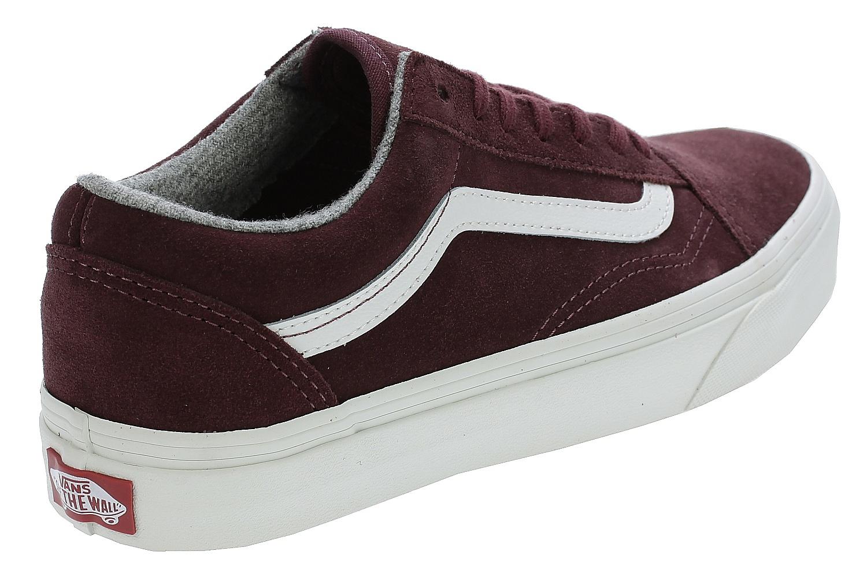 Suede Old Skool Shoes