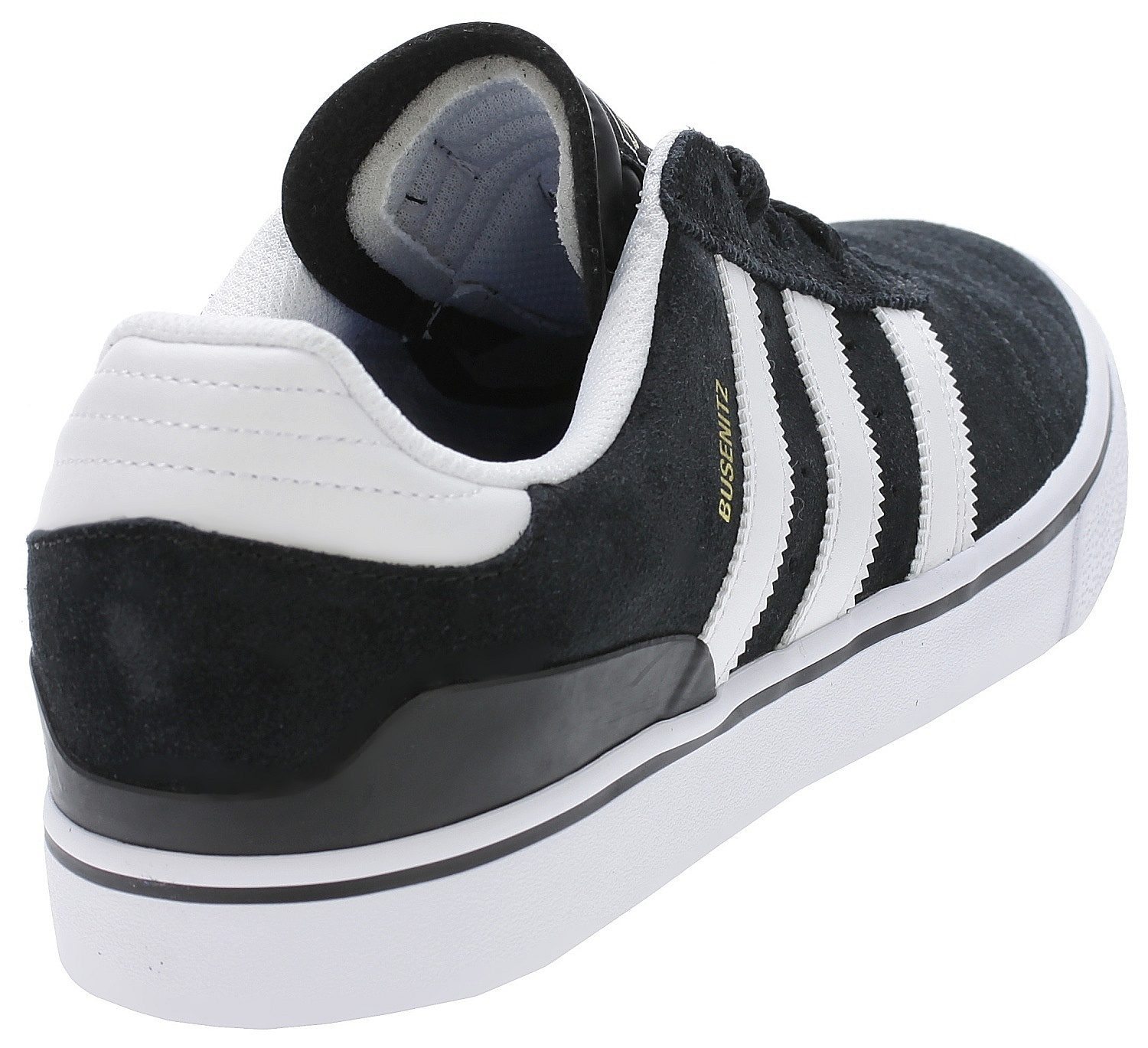 boty adidas Originals Busenitz Vulc - Core Black/White