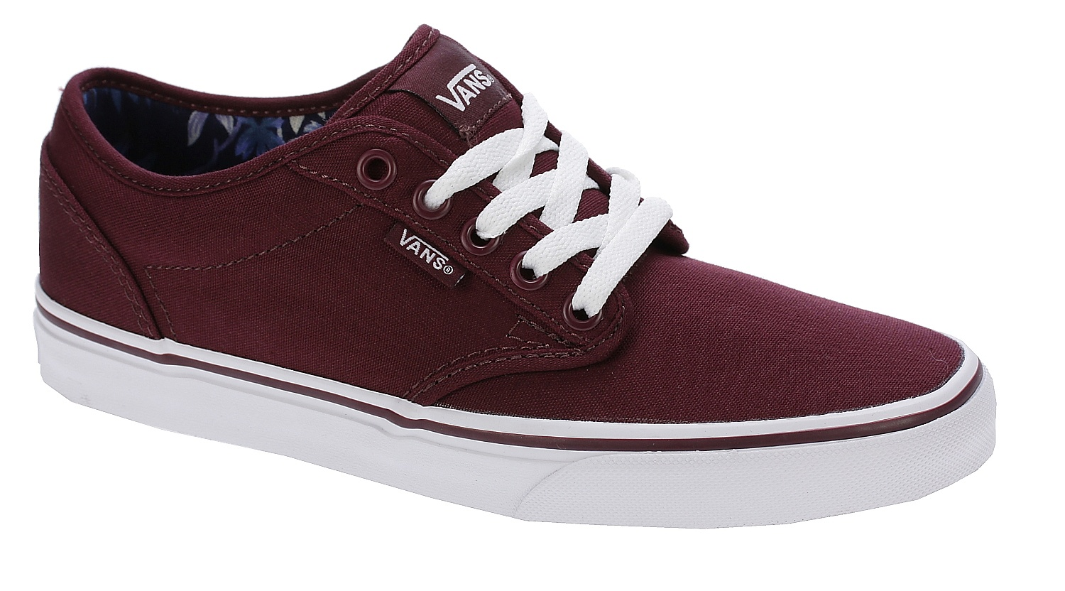 boty vans atwood canvas  port royale  flowers snowboard flowers flowerstick
