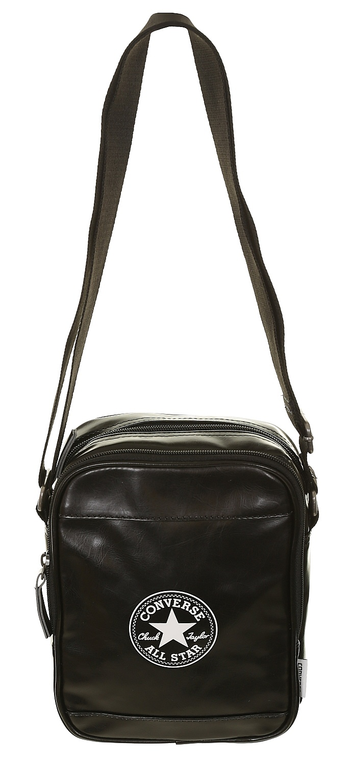 taška Converse Cross Body Core PU/10002655 - 001/Black