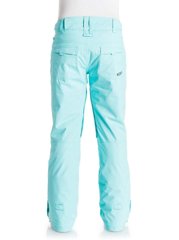 Kalhoty Roxy Backyard Bgm0 Blue Radiance Skate Online
