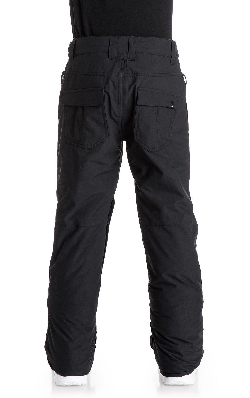 kalhoty Quiksilver Estate - KVJ0/Black