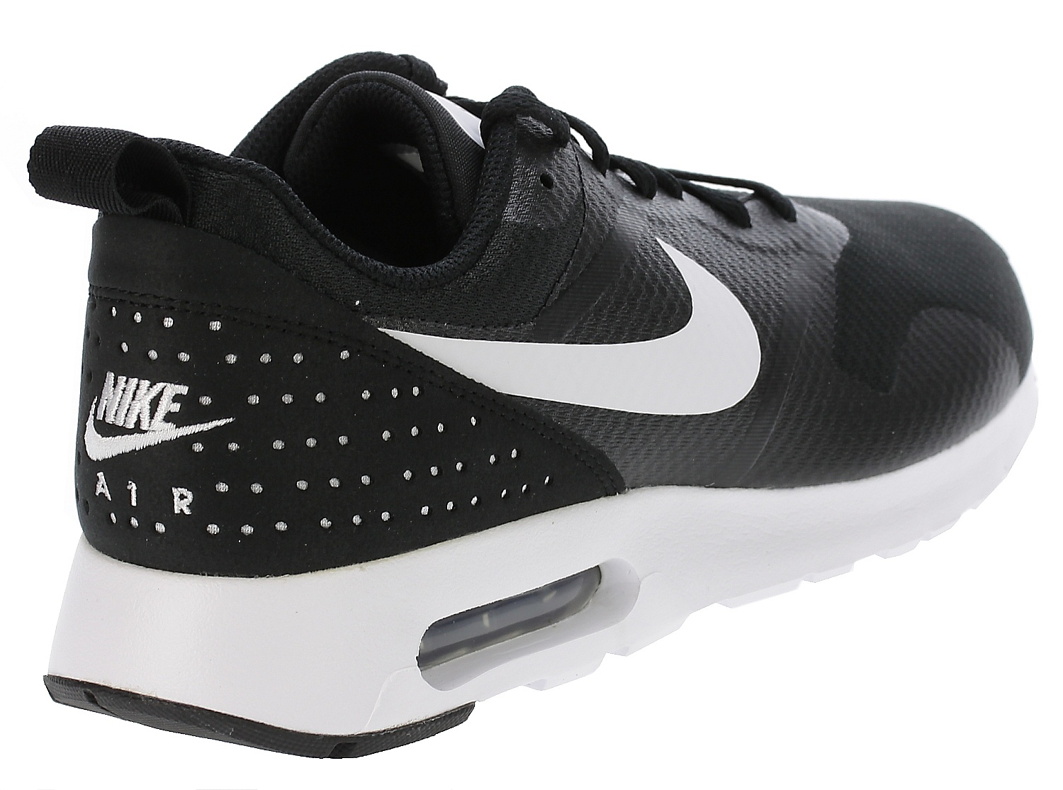 boty nike air max tavas black white black snowboard. Black Bedroom Furniture Sets. Home Design Ideas