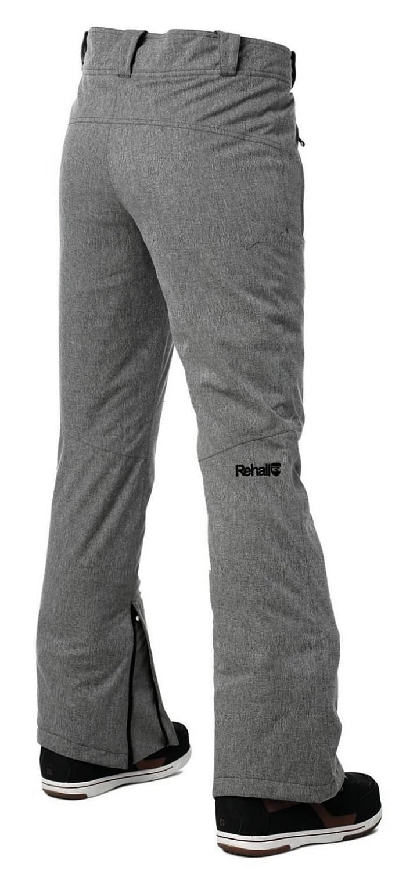 kalhoty Rehall Fee - Gray Melange - Snowboard shop ...