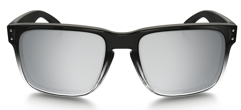 brýle Oakley Holbrook - Gray Ink Fade/Chrome Iridium ...