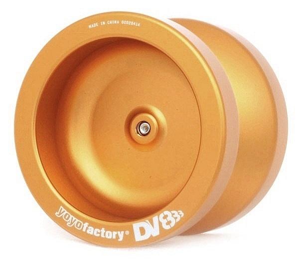 yoyo Yoyofactory DV888 - Gold