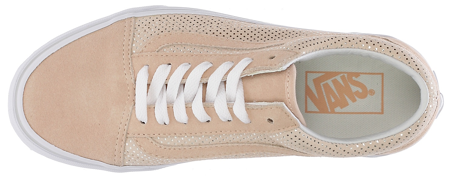 boty Vans Old Skool - Metallic Dots/Rose/Spanish Villa ...