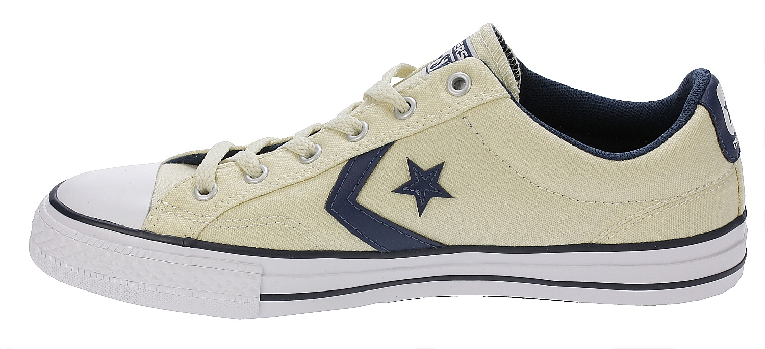 boty Converse Star Player OX - 156620/Natural/Navy/White ...