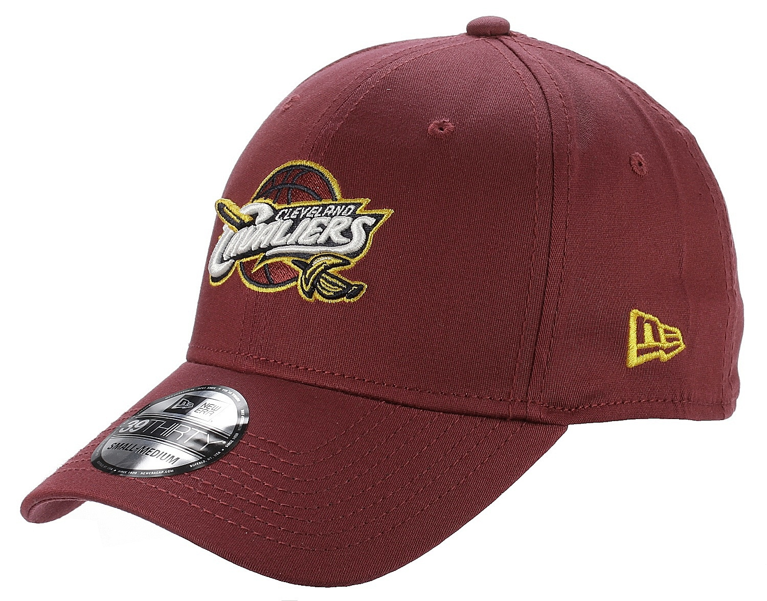 kšiltovka New Era 39T Team NBA Cleveland Cavaliers ...
