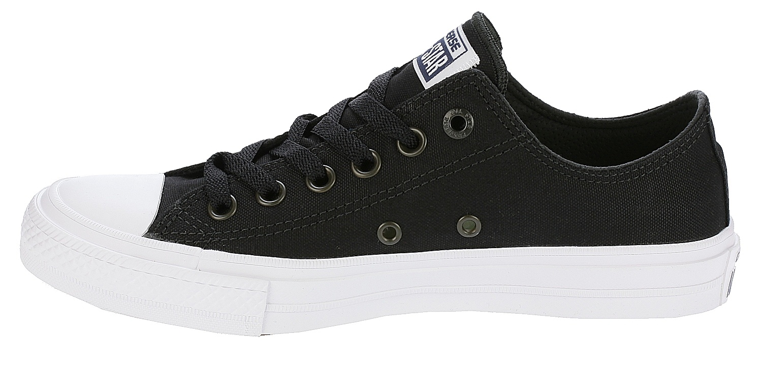 All star converse black and white
