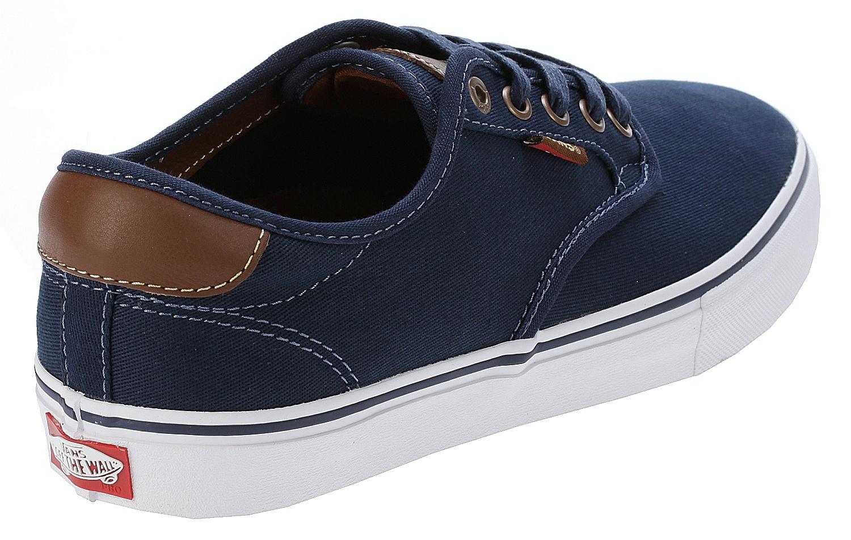 Ferguson >> shoes Vans Chima Ferguson Pro - Brushed Twill/Navy - Snowboard shop, skateshop - snowboard-online.eu