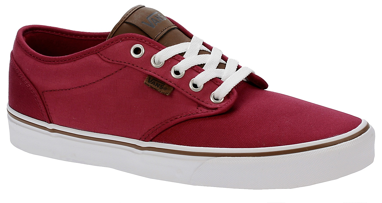 Alta qualit Vans Atwood Chili Pepper Check vendita