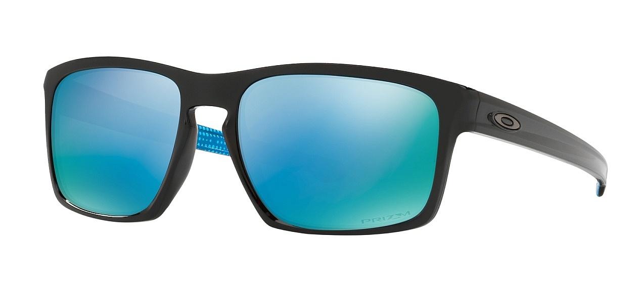 brýle Oakley Sliver - Polished Black/Prizm Deep Water ... Water