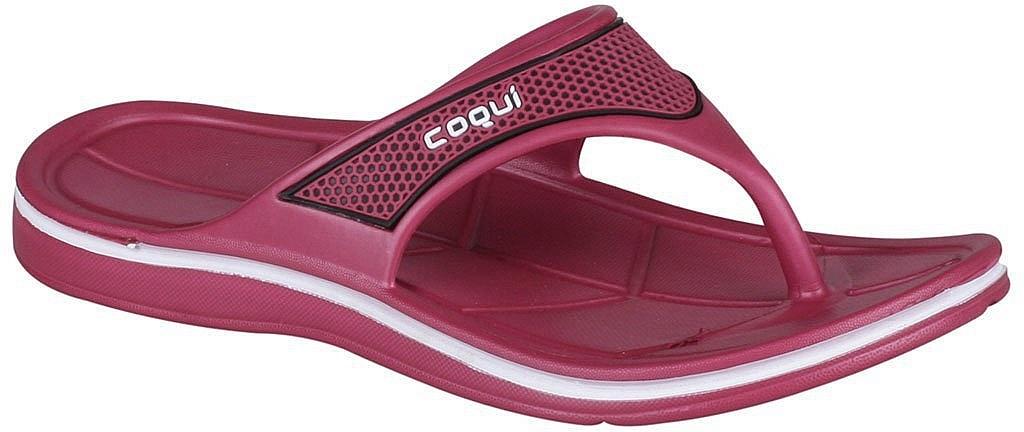 flip flops Coqui 7902/Zucco - Red - Snowboard shop ...