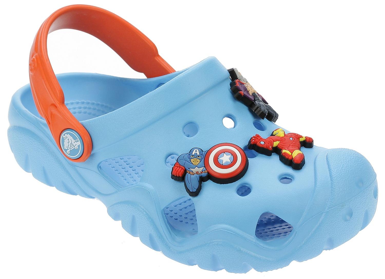 Shoe Decoration Crocs Jibbitz Avengers 3 Pack