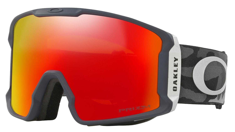 brýle Oakley Line Miner - Night Camo/Prizm Torch Iridium ...