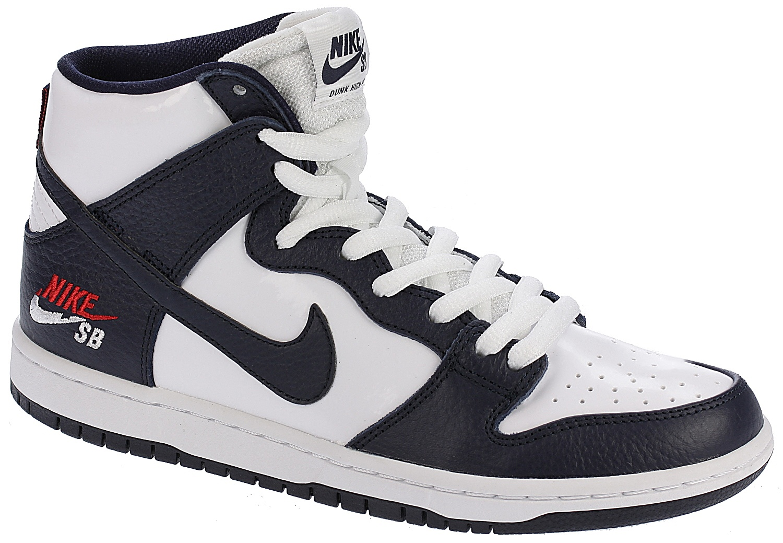 25d656910f topánky Nike SB Zoom Dunk High Pro Obsidian Obsidian