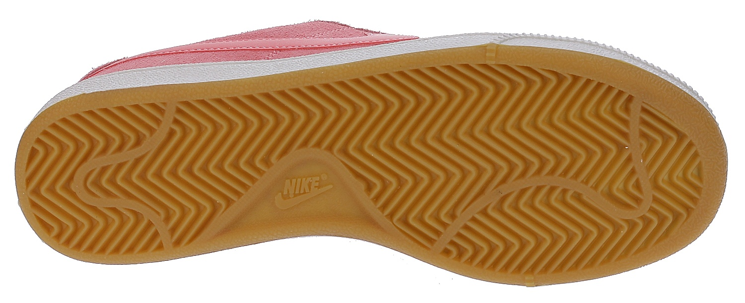 boty Nike Court Royale Suede - Sea Coral/Sea Coral/Gum ...